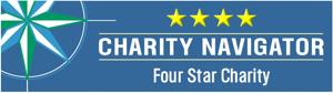 Charity Navigator 4 Star Charity